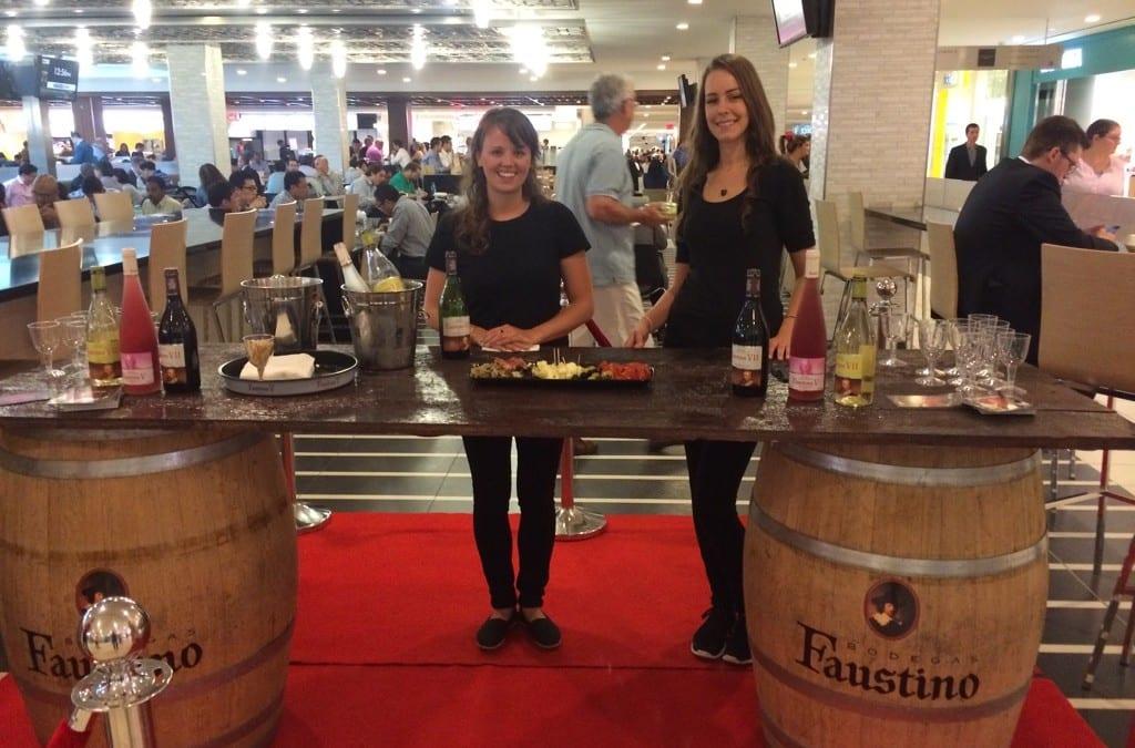 Faustino PATH Pop-Up Bar